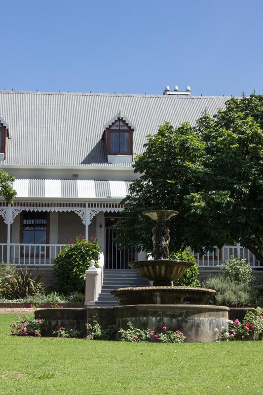 19C House on Voortrek Street