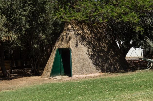 The Voortrekker 'tent'