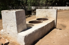 Tubs for drying fruit