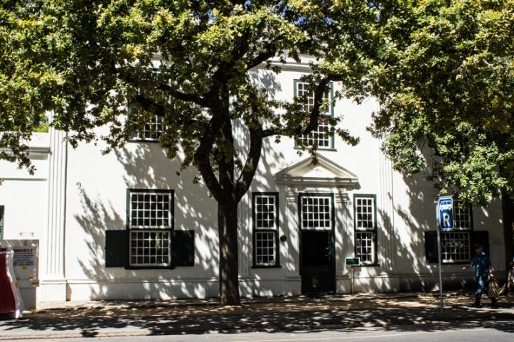 Grosvenor House, Stellenbosch