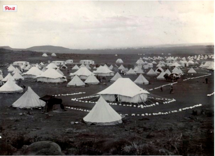 Bloemfontein Concentration Camp (https://commons.wikimedia.org/wiki/File:The_National_Archives_UK_-_CO_1069-215-94-Derivative01.jpg)§§