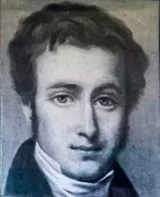 Rev Pellissier as a young man (https://pathfinda.com/en/bethulie/activities-entertainment/pellissier-house-museum/122)