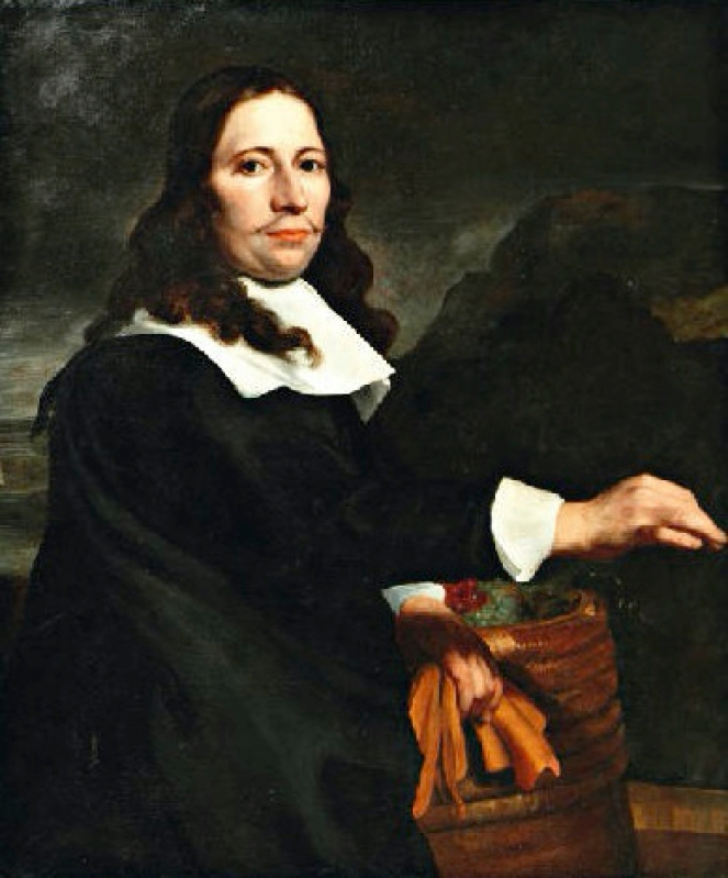 Simon Van Der Stel (Pieter van Anraedt (circa 1635–1678) [Public domain], via Wikimedia Commons)