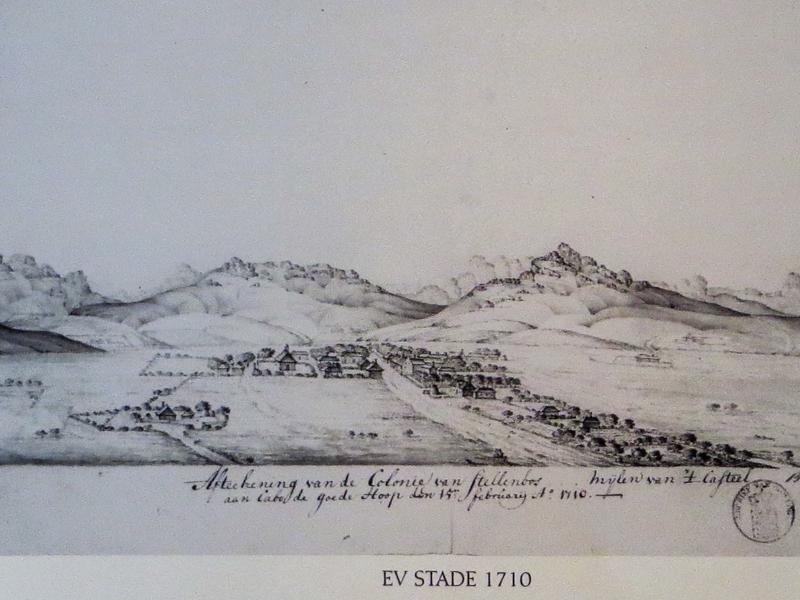 Stellenbosch 1710