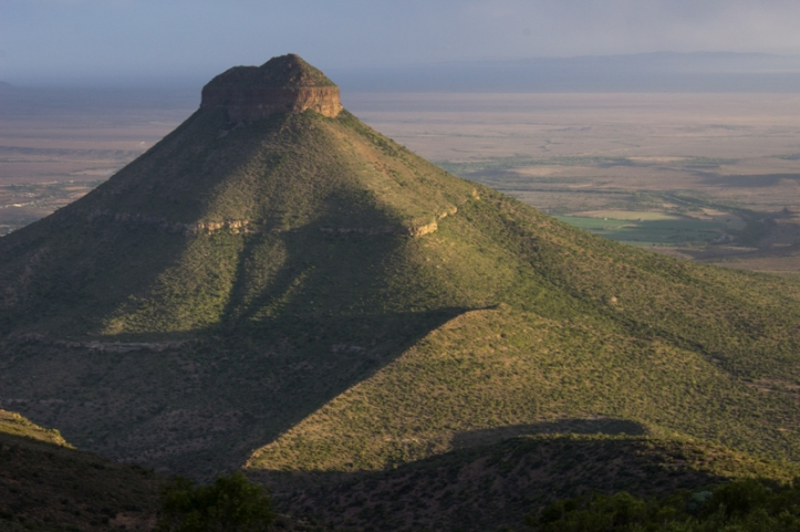 Valley of Desolation, Graaff Reinet