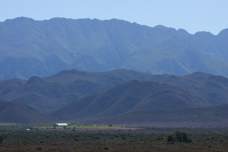 The Breede River Valley