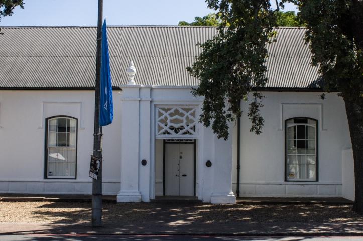 The Gymnasium, Stellenbosch