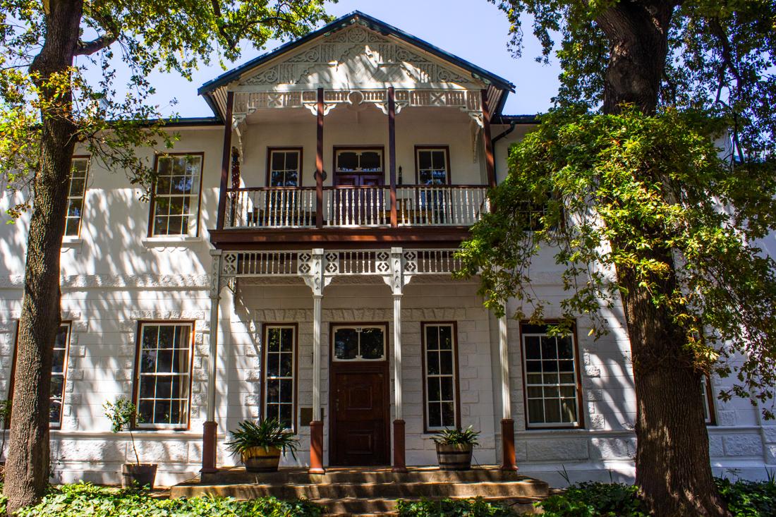 Saxonhof, 159 Dorp Street