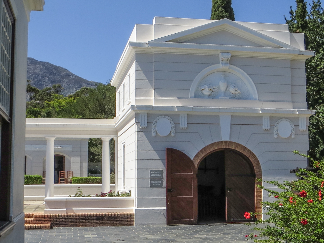 The Huguenot Museum in Franschhoek