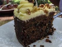 Carrot Cake at Boschendal