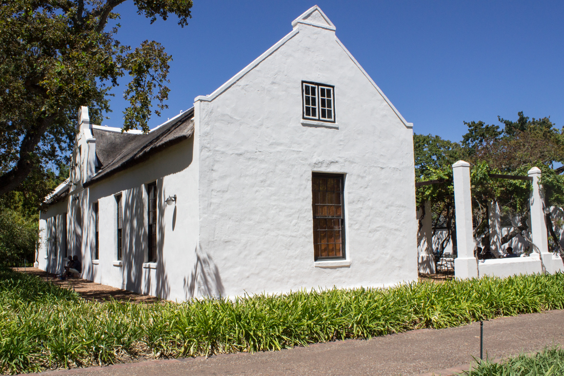 The Manor House at Spier Wine Estate