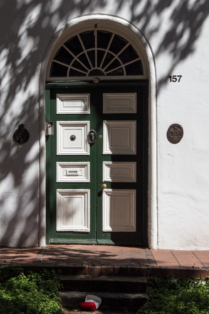 Loubsher House, 157 Dorp Street, Stellenbosch