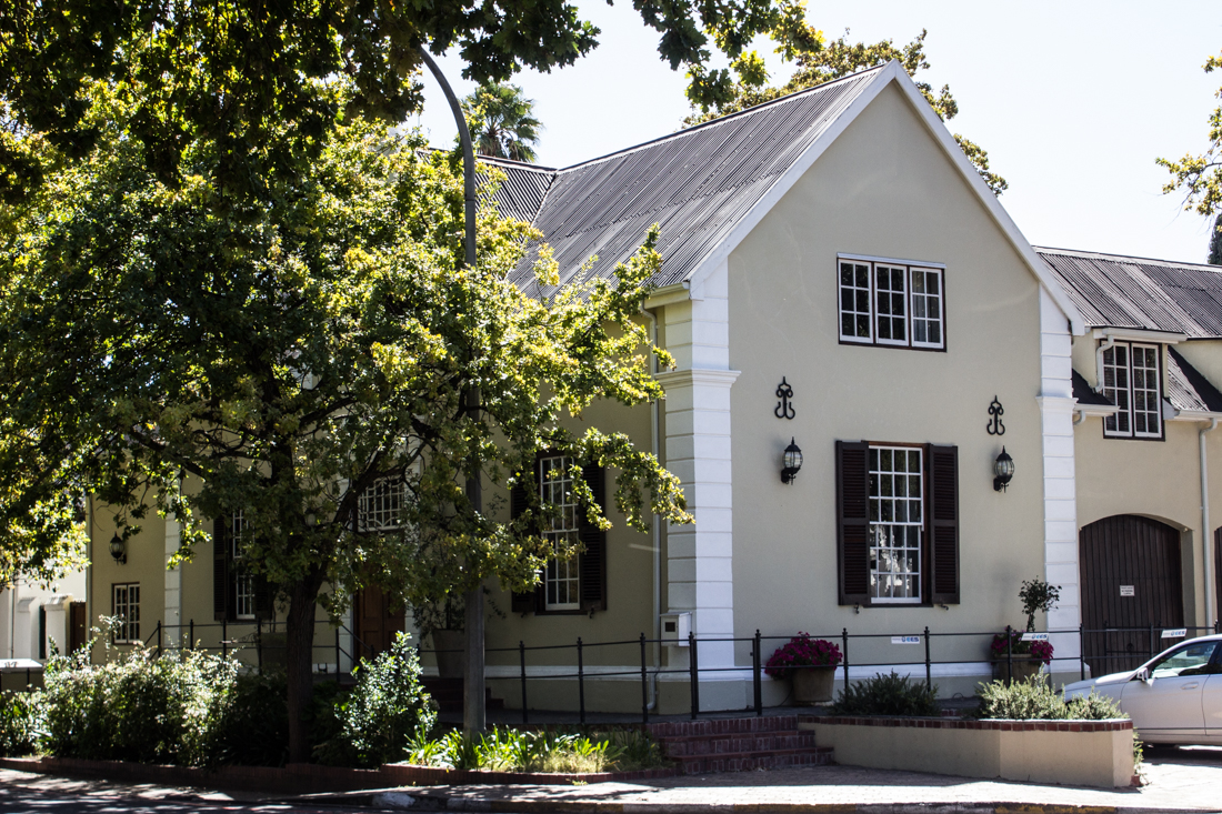 The Old Reading Room, Stellenbosch