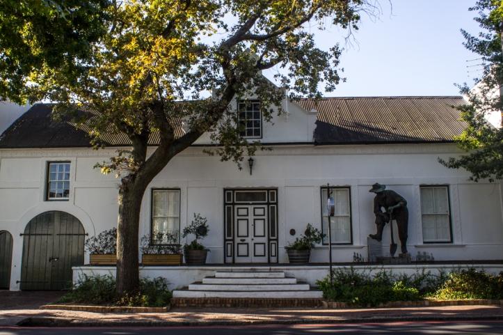 Diaconies Remise, Dorp Street, Stellenbosch