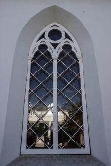 Old Evangelical Lutheran Church, Dorp Street, Stellenbosch