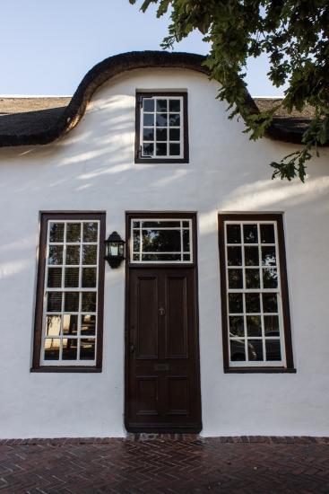 Cottages adjoining LIbertas Parva