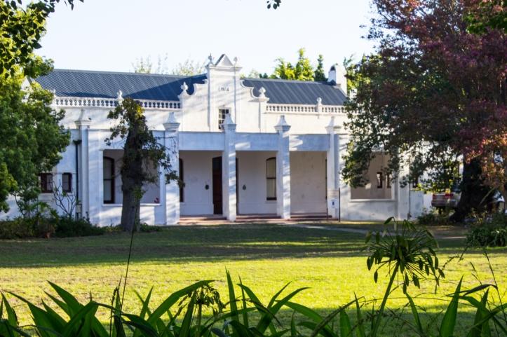 Vredelus, Dorp Street, Stellenbosch