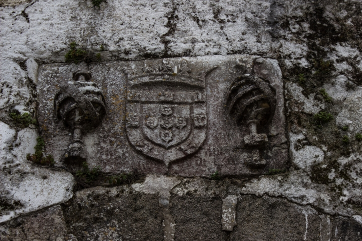 Crest over the Guardhouse of the Castle, Montemor-o-Novo