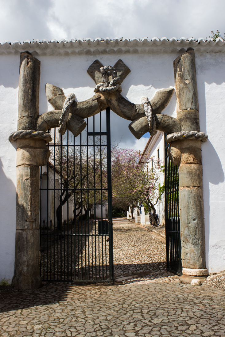 The Gateway of Knots, the Ducal Palace, Vila Vicosa