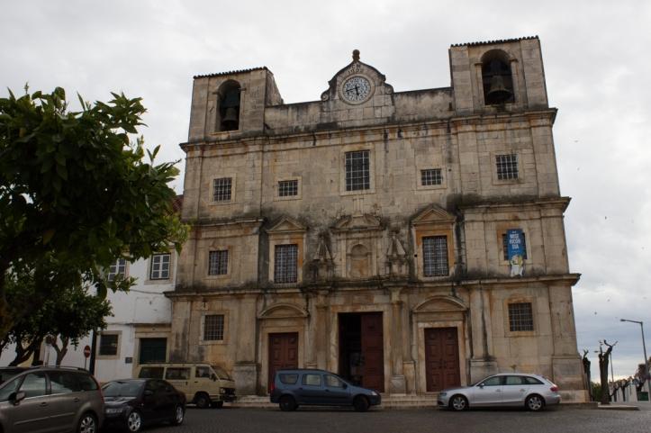 The Church of Sao Bartolomeu