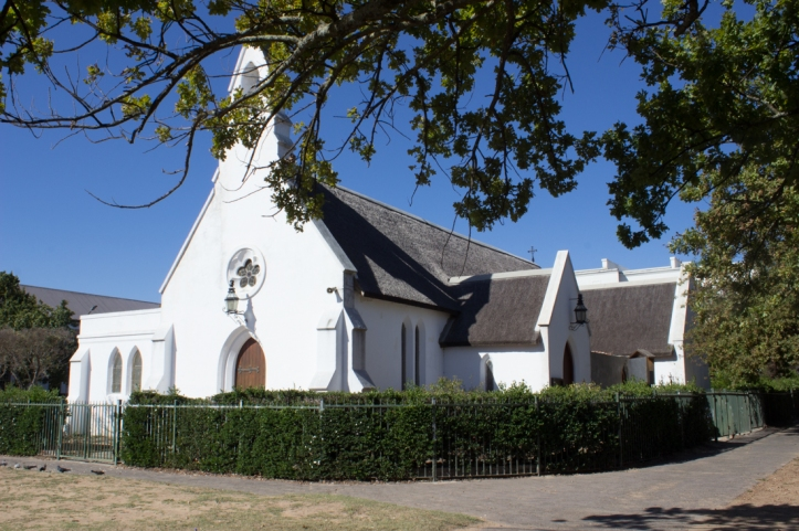St Mary's on The Braak, Stellenbosch