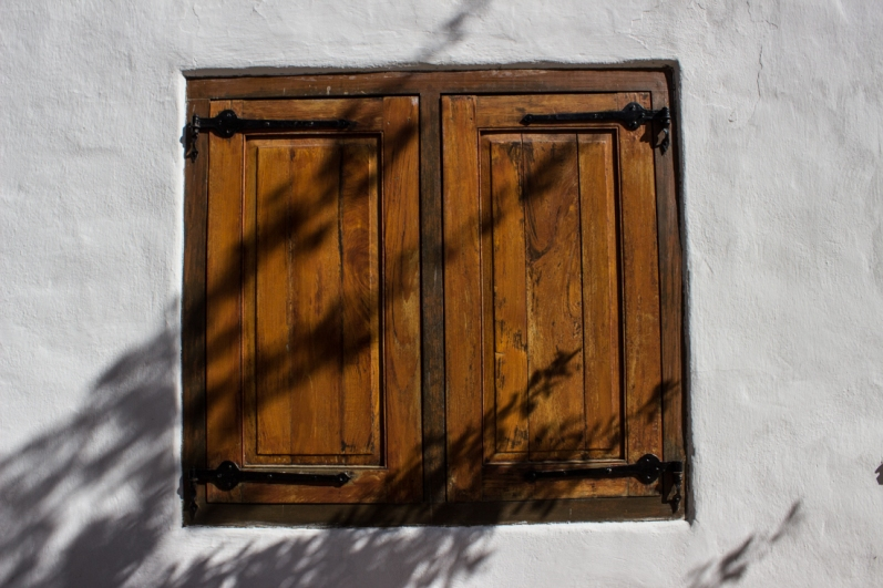Details on Burgher House, Stellenbosch