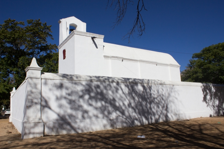 The Gunpowder Magazine, Stellenbosch