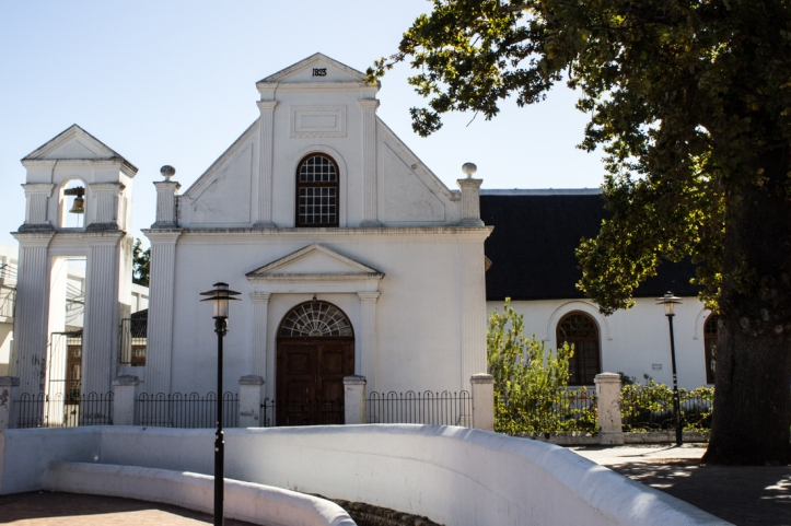 The Rhenish Mission Church, Stellenbosch