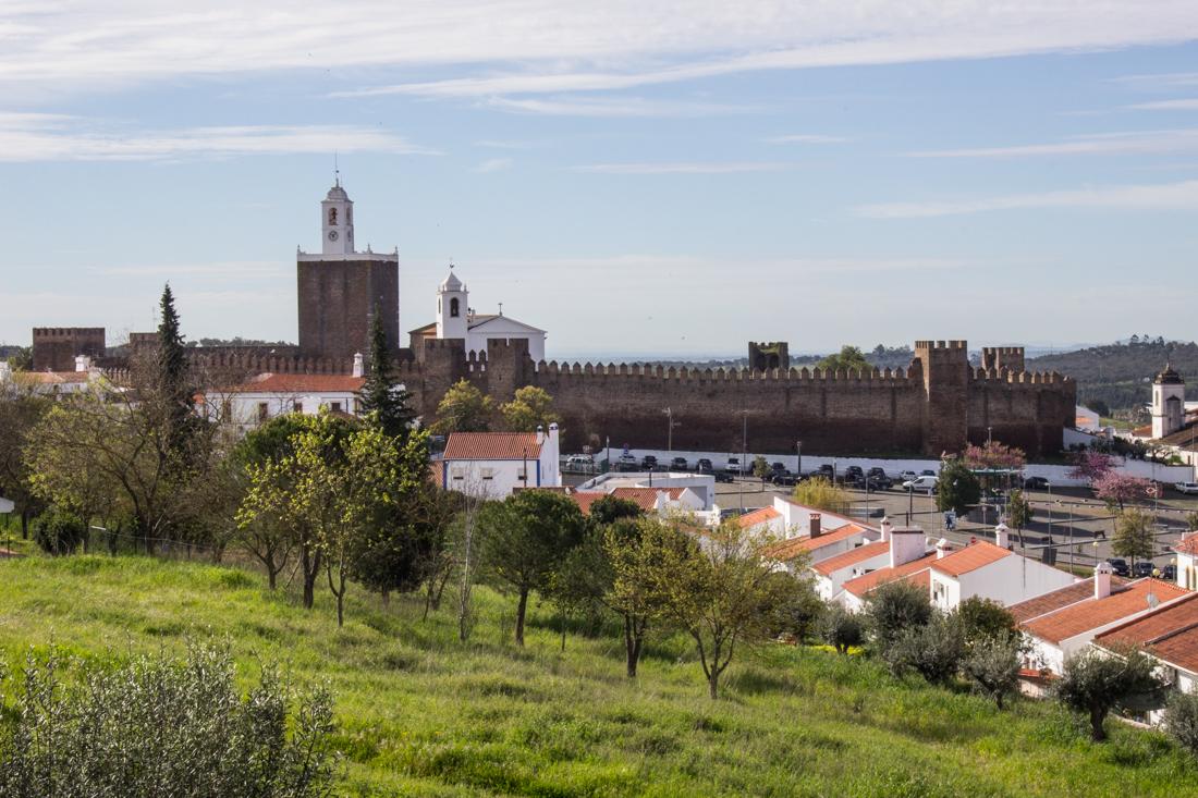 The Castle & town of Alandroal