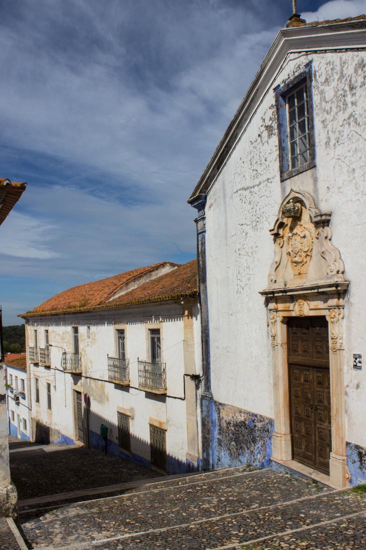 The Church & Hospital of the Misericordia, Alandroal