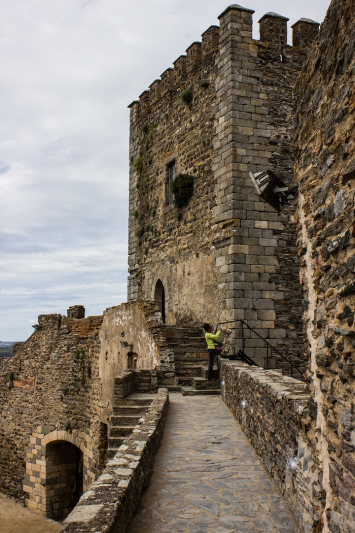 The Keep of the Castle of Monsaraz