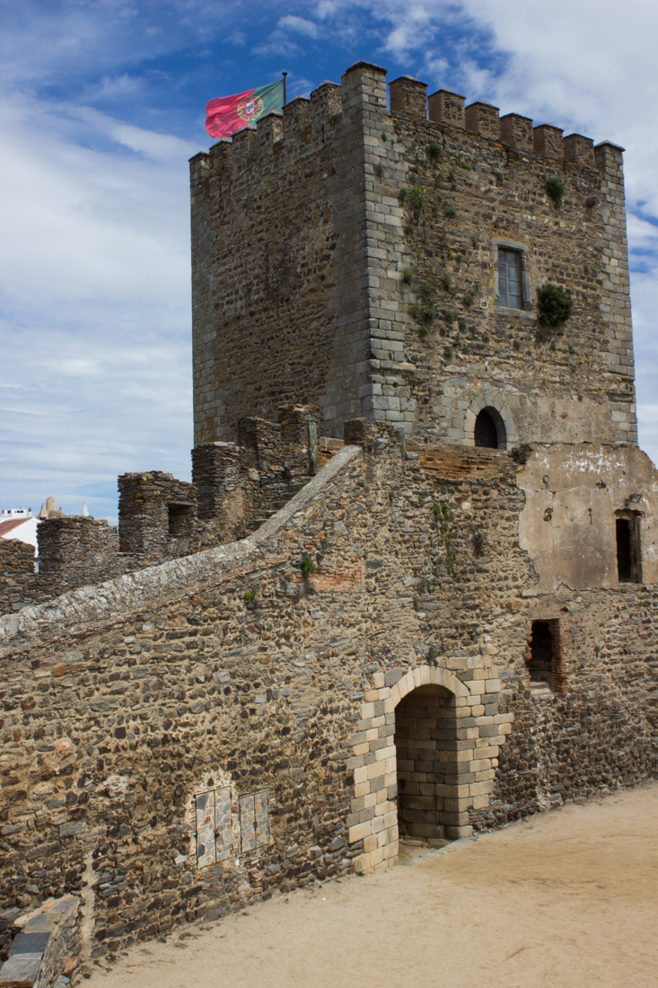 The Castle of Monsaraz