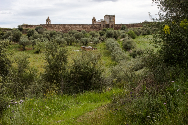 The Castle of Mourao