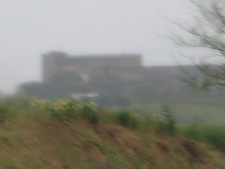 The Castle at Campo Maior