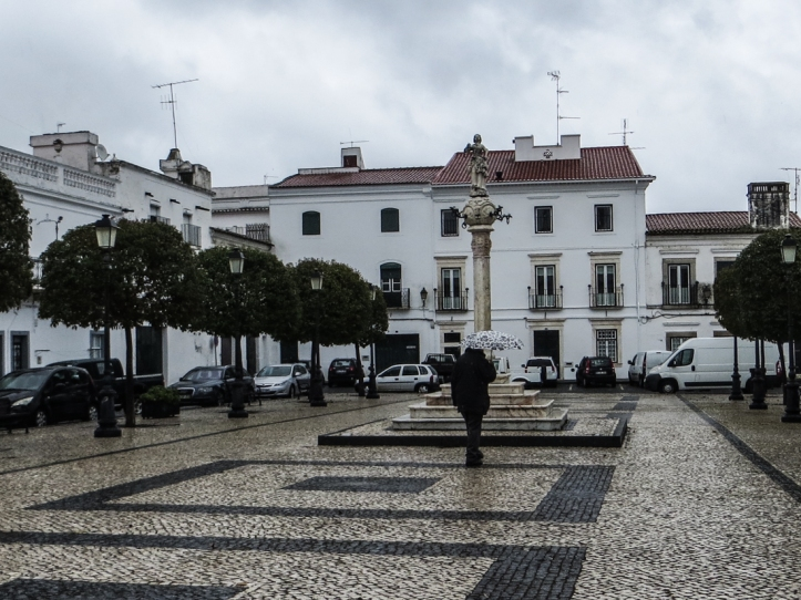 The Square of the Town Hall, Campo Maior