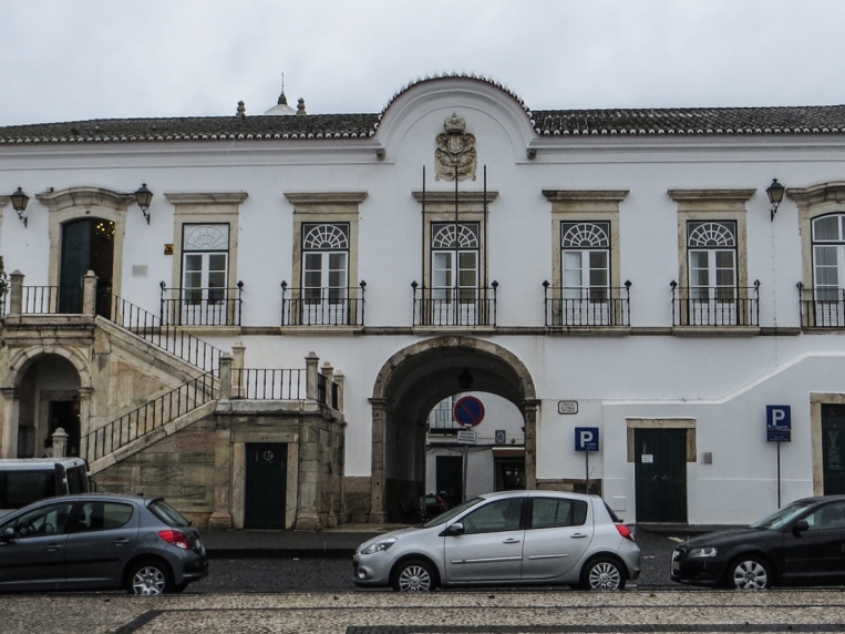 The Town Hall, Campo Maior