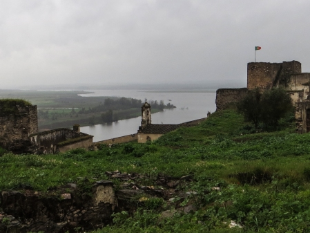Juromenha & the Guadiana River