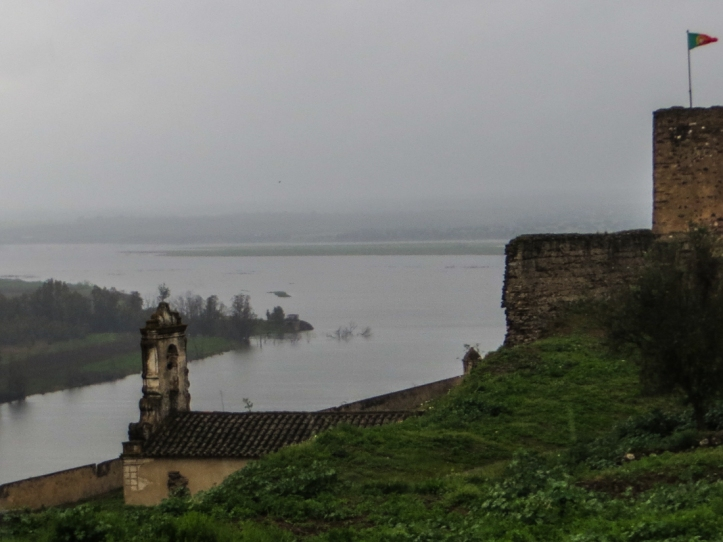 The Castle of Juromenha