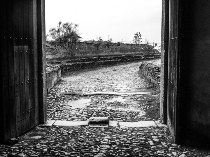 The Gates of Juromenha Castle