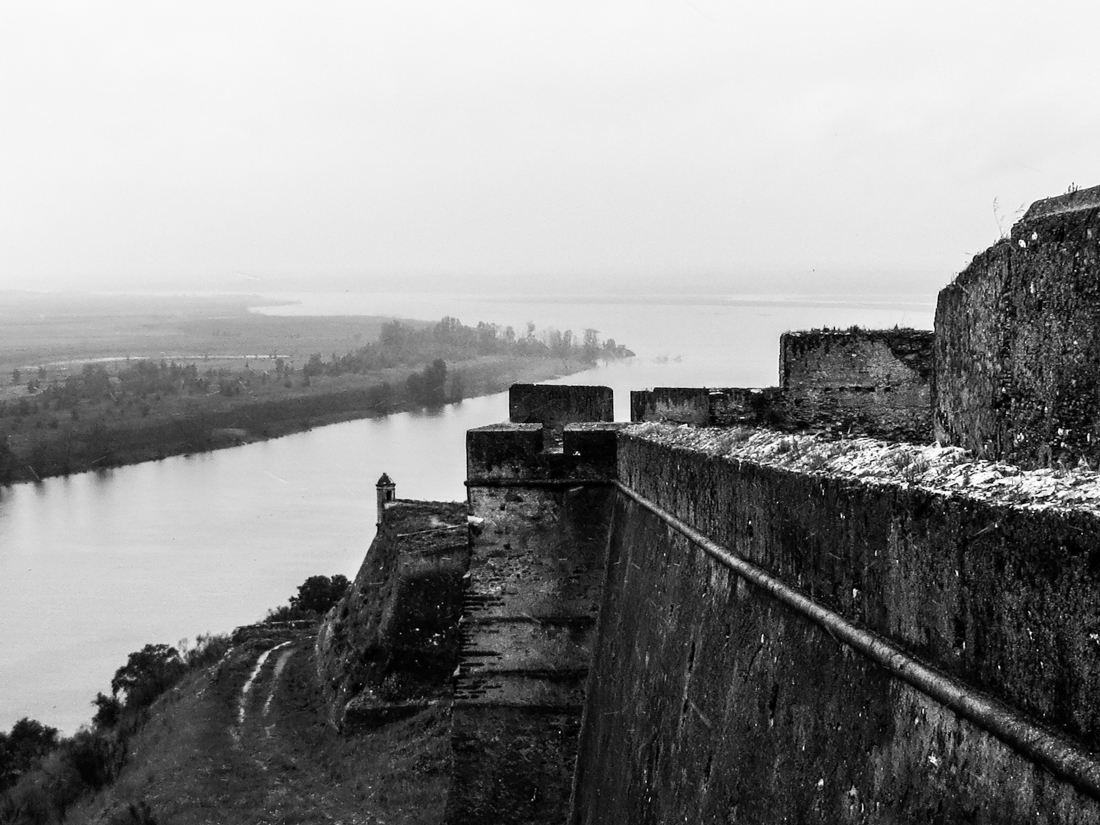 Juromenha Castle & the Guadiana