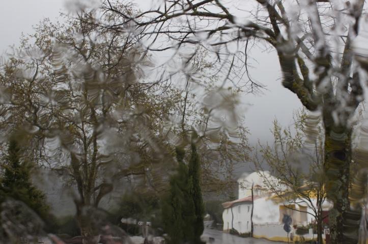 Carreiras in the rain