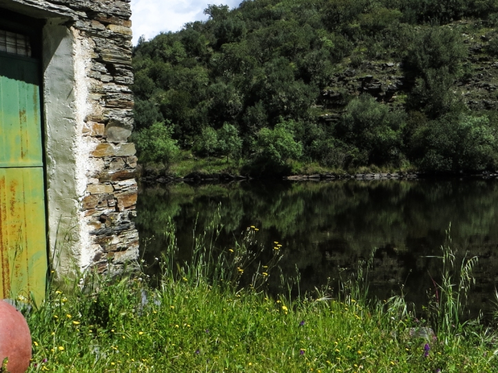 A deserted watermill on the Sever River, PR7