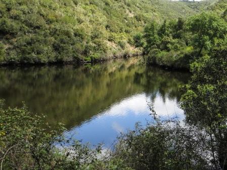 Sever River, Portugal