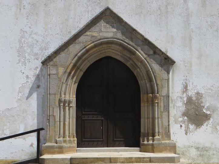 The Church at Montalvao