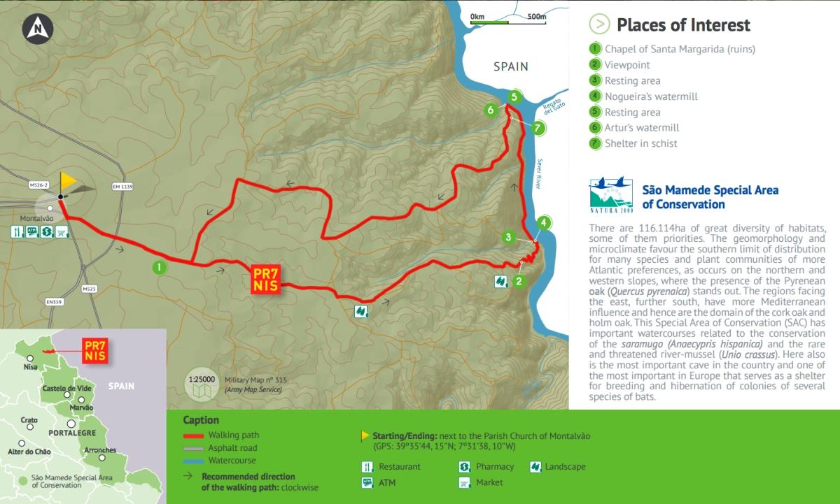 Map PR7-NIS (http://webb.ccdr-a.gov.pt/alentejoape/upload/31_folheto_en_folheto_pr7-nis_ing.pdf)