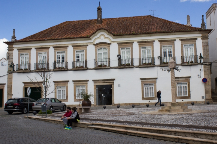 The Municipal Building on the Grand Square, Crato