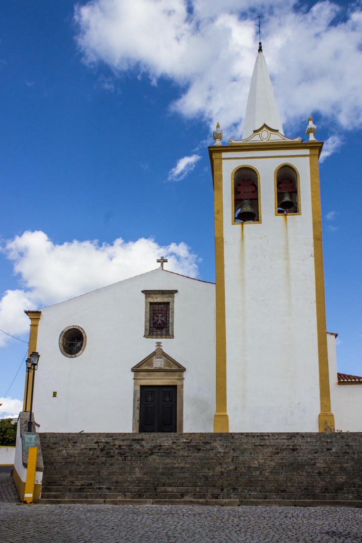 The Parish Church, Crato