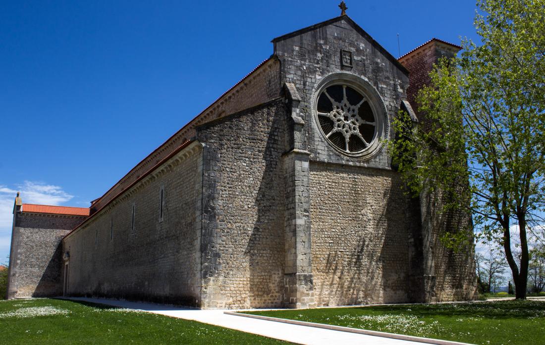 The Church of St Clara, Santarem