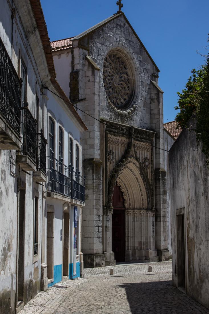 The Church of Grace, Santarem
