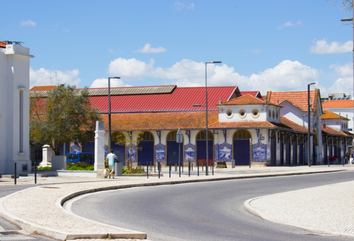 The Market in Santarem